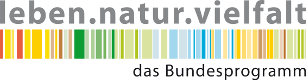 Logo: Bundesprogramm Leben.Natur.Vielfalt