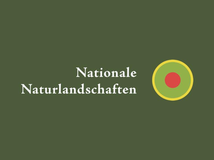 Logo der Nationalen Naturlandschaften